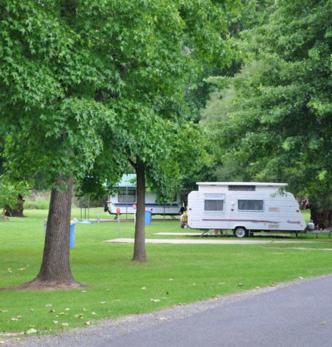 Caravan Park Powered and Unpowered Sites